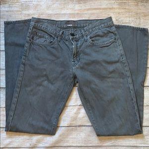 VINCE Rhodes Slim Straight Jeans Size 30